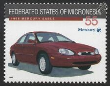 1996 FORD MERCURY SABLE Sedan Classic Car Stamp