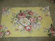 POTTERY BARN ~MARIE FLORAL~ STANDARD PILLOW CASE NICE! 3 Available Botanical