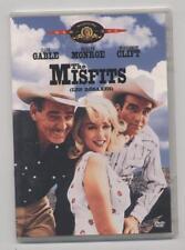 DVD THE MISFITS ( LES DESAXES ) FILM GABLE MONROE CLIFT  NEUF SANS BLISTER
