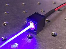 NEU  >2W 445nm Laserdiodenmodul inkl.hochwertiger Optik,Laserdiode,Laser Diode