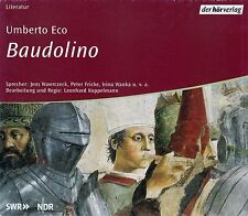 UMBERTO ECO : BAUDOLINO / 5 CD-SET (HÖRSPIEL)