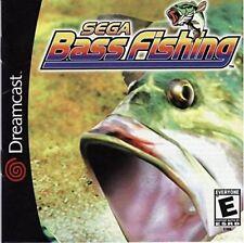 Dreamcast - Sega Bass Fishing version americana