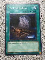 Foolish Burial SDRL-EN020 Yugioh Card