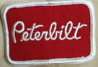 NEW!! Vintage Peterbilt Patch