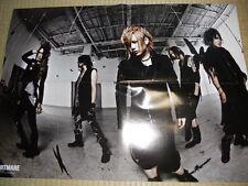 NIGHTMARE Visual-Kei POSTER JapanLimited!!! !