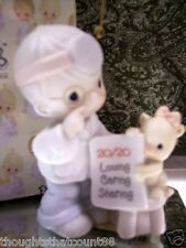 Precious Moments Ornament 20 Yr Anniversary 451312 Nib