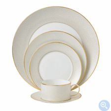 New ListingWedgwood Arris 5-Piece Place Setting
