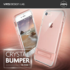 iPhone 7 7plus Case VRS Crystal Bumper Dual Slim KickStand Clear Cover For Apple