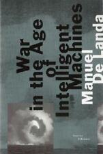 War in the Age of Intelligent Machines, Manuel de De Landa, Acceptable Book