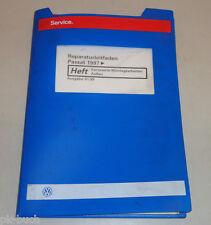 Werkstatthandbuch VW Passat B5 Karosserie Montage Arbeiten Außen Stand 01/1999