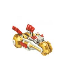 Gold Rusher Vehicle Skylanders SuperChargers Universal Character Game Figure