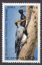KOREA Pn. 1978 MNH** SC#1755  50ch, Woodpecker.