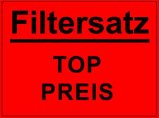 MERCEDES R-KLASSE W251 LUFTFILTER + POLLENFILTER - NUR CDi