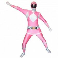 Morphsuits - Costume per Travestimento da Power Rangers adulto Taglia XXL