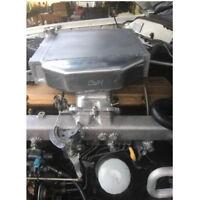 Top Mount Intercooler Kit For Toyota Landcruiser 80 Ser 1HZ/1HD-T HDJ80 4.2