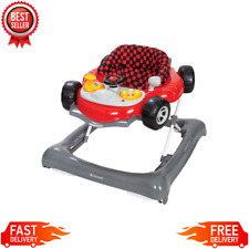 Baby Trend 5.0 Activity Walker, Speedster, Baby Activities & Gear, Fun Race Car