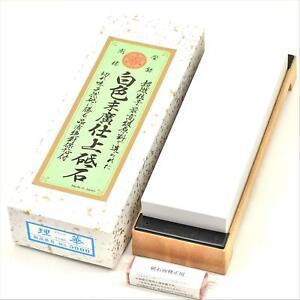 Suehiro Stone; Rika Professional Finishing Whetstone; 5000 #5000, Large Size