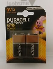Duracell - Plus Power - 9V Battery x1