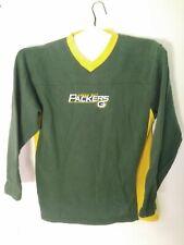 Vintage  Green Bay Packers NFL v neck Sweatshirt sz L by VF imagewear