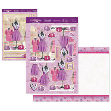 Hunkydory Retail Therapy Deco Large Card Kit