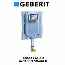 Geberit Sigma8 Cassetta da Incasso per WC - Grigio (109.790.00.1 )