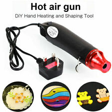 300W Hot Air Gun Mini Heat Gun Shrink Wrap DIY Embossing Drying Paint Crafts