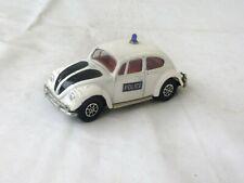 jouet,corgi toys,volkswagen, police,1200 saloon