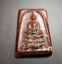 Old Thailand Somdej Buddhist Amulet