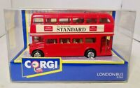 "CORGI - DIECAST - LONDON TRANSPORT ""THE LONDON STANDARD"" ROUTEMASTER BUS - 91760"