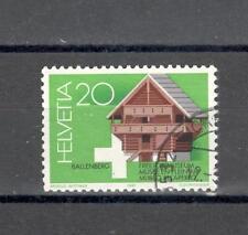 SVIZZERA CH 1121 - 1981 MUSEO - MAZZETTA  DI 10 - VEDI FOTO