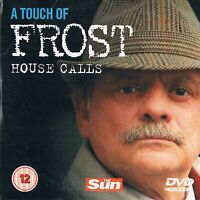 A Touch Of Frost - House Calls (1997)  David Jason, Susannah Doyle - DVD N/Paper