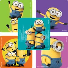 20 Despicable Me Minions Stickers Party Favors Teacher Supply Rewards Prize