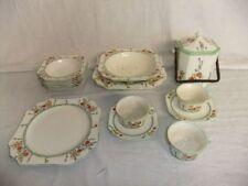 Antique Original Ironstone Staffordshire Pottery Tableware