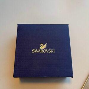 Swarovski Key Ring.  Blue.  Genuine