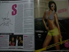 Rihanna lot report spanish magazine 2007
