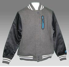 New NIKE Sportswear NSW Boys Varsity Baseball Jacket Black 10-12 Years M