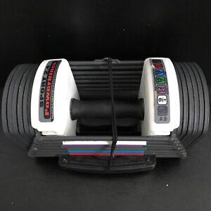 PowerBlock Sport 24 Adjustable Dumbbell, 24 lbs (Single)