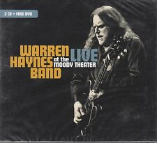 Warren Haynes-Live at the Moody theater 2011 (2 CD + DVD) NEUF