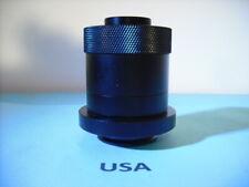 1x Phototube C Mount Ccd Camera Adapter For Leica Hc Dm Trinocular Microscope