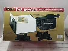 AMBICO The Imager Photo To Video Transfer System Model V-0617