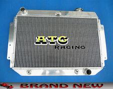 3 ROW Aluminum Radiator for HOLDEN Kingswood HG HT HK HQ HJ HX HZ V8 Chev engine