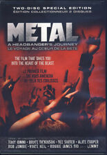 METAL - A HEADBANGER S JOURNEY (TWO DISC SPECIAL EDITION) (BILINGUAL) (DVD)