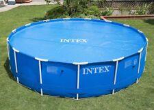 IN - Solar Abdeckplane Ø4,70m für runden Pool mit Ø4,88m