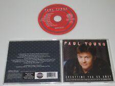 PAUL YOUNG/CADA VEZ QUE YOU GO AWAY(CMG A 680985) CD ÁLBUM