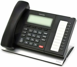 NEW Toshiba Strata IP5022-SD 10-button Display IP Speakerphone