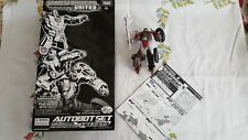 Transformers Takara Tomy United Autobot Set, Kup, Scrapheap, Hot Rod