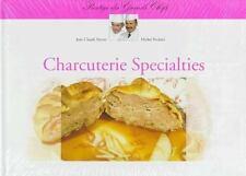 Charcuterie Specialties (Prestige Des Grands Chefs) by Frentz, Jean-Claude, Pou