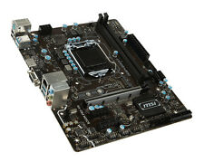 Placa base MSI B250m Pro-vh Matx Lga1151