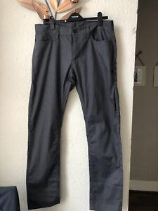 Oakley Mens All Around 5 Pocket Pant Chino Leg Regular Trousers 34