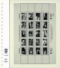 Lindner-T Vordruckblätter T272/08 Spanien - Jahrgang 2008-2011